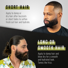 Load image into Gallery viewer, Con Man Hair & Beard Pudding with Pump- 19 oz.