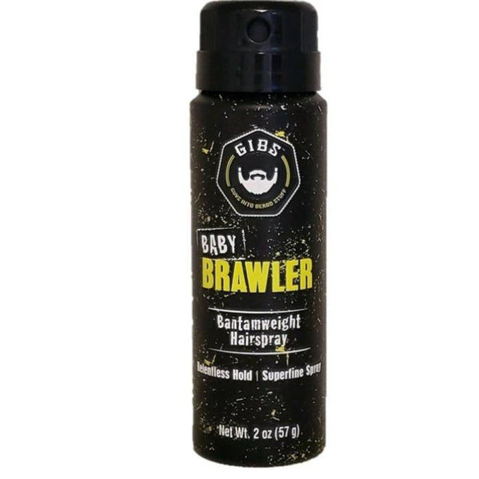 Baby Brawler all day Hold Hairspray- 2 oz.