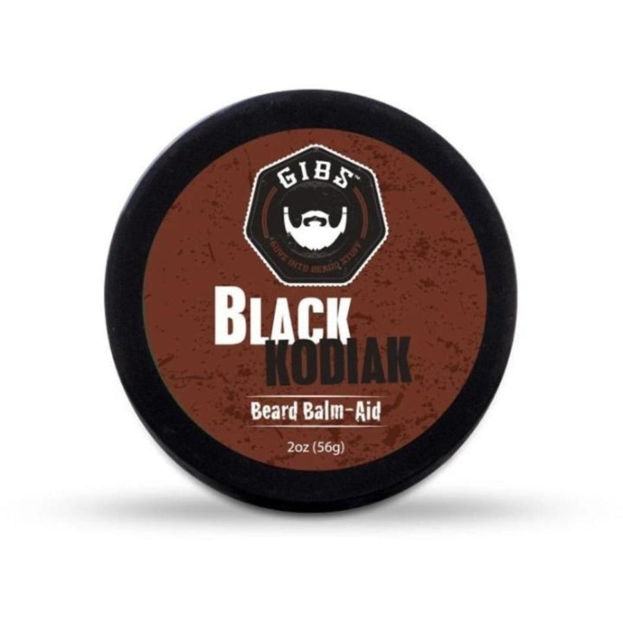 Black Kodiak Beard Balm-Aid