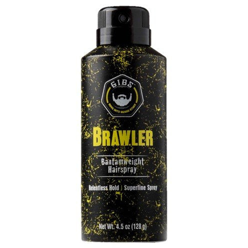 Brawler Bantamweight Hairspray - Available in 2 sizes: 2 oz. & 4.5 oz.