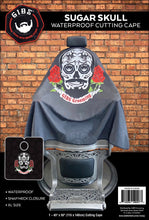 Load image into Gallery viewer, GIBS Sugar Skull Cape