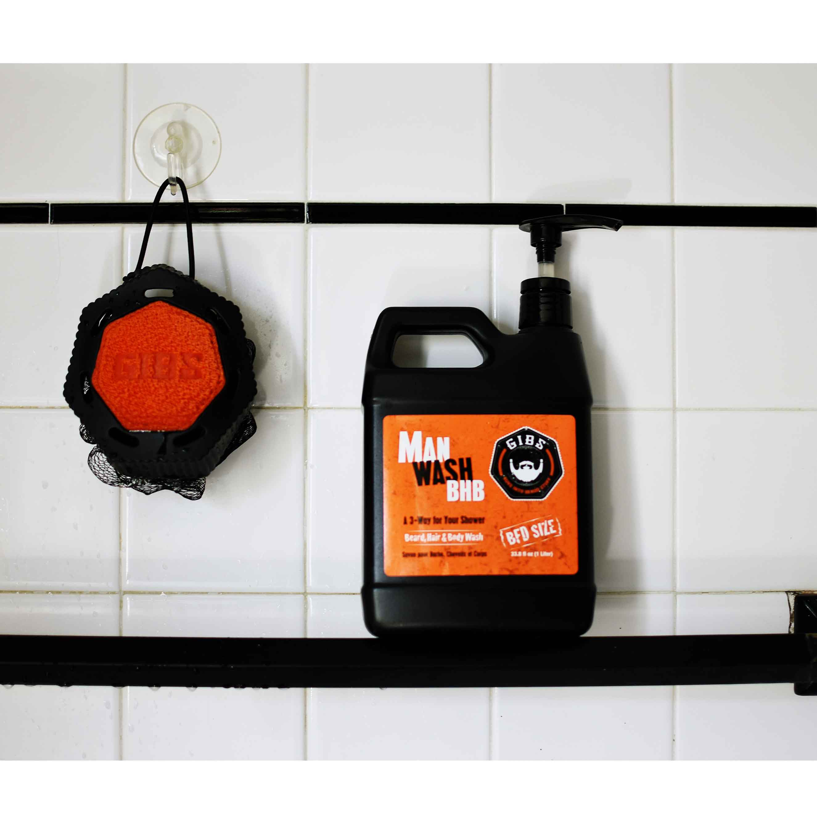 Man Wash BHB- BFD Size