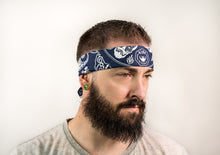 Load image into Gallery viewer, GIBS Bandana Skull Design 2020