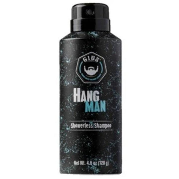 Hang Man Showerless Shampoo- 4.5 oz