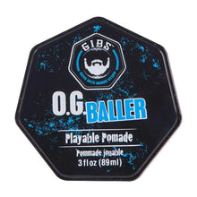 Load image into Gallery viewer, O.G. Baller Playable Pomade- 3 oz.