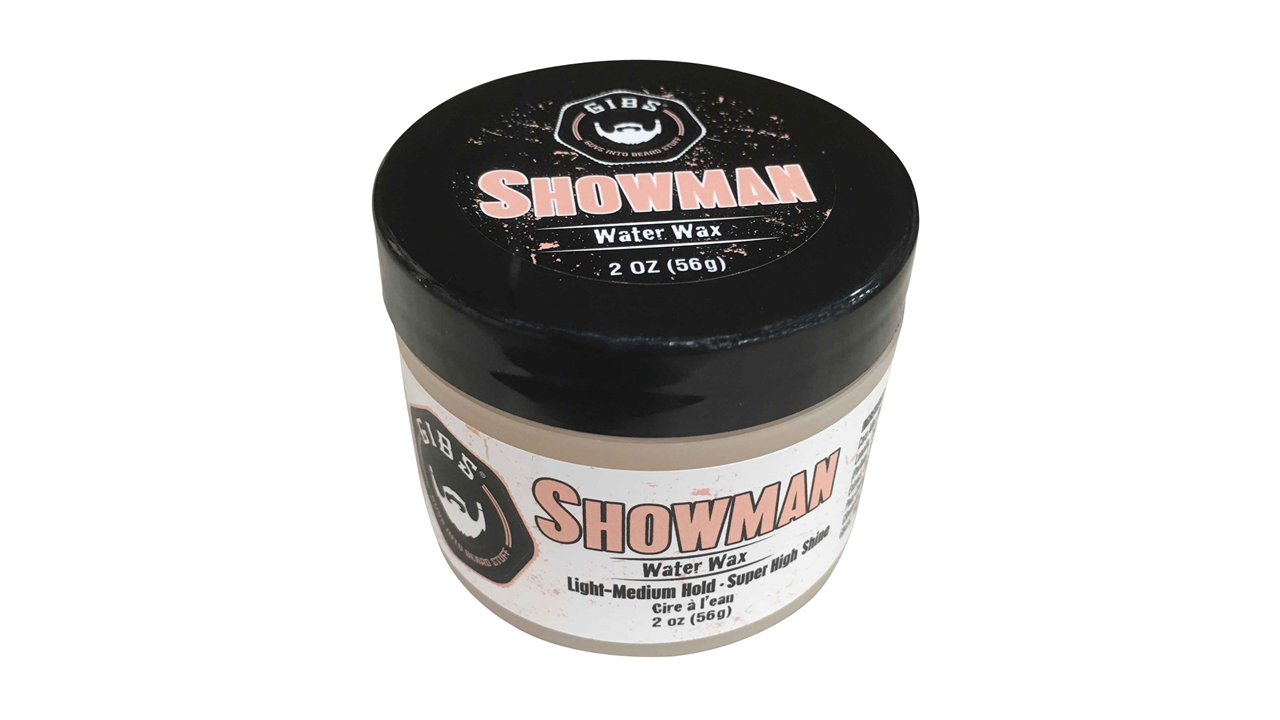 Showman Water Wax- 2 0z.