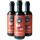 Man Wash BHB (Beard, Hair & Body)- Available in two sizes: 12oz. or Liter