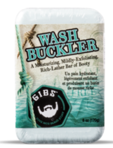 Washbuckler Soap 6oz