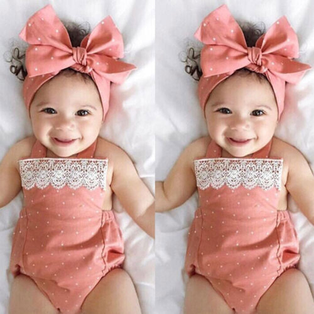 e1b072723 Baby Girl Playsuit Clothes Set – Willow Maternity