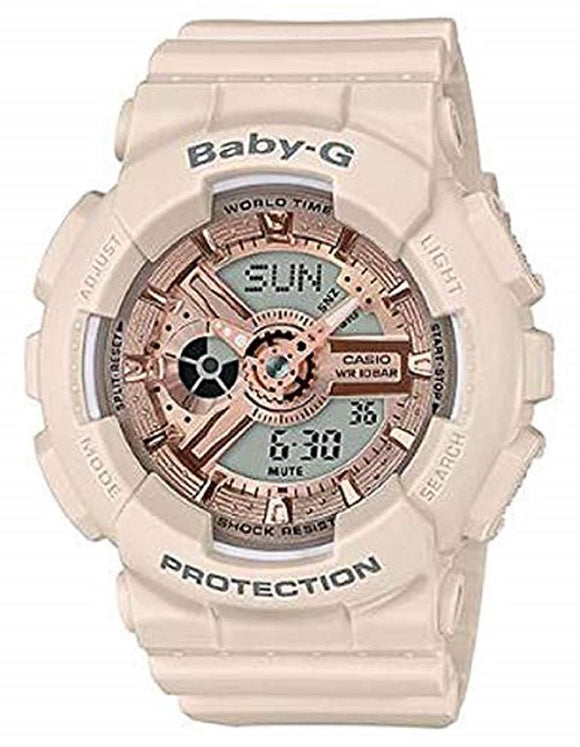 Casio BABY-G SHOCK Watch - BA110CP-4A