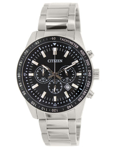 Citizen Quartz Tachymeter Chronograph - AN8071-51E