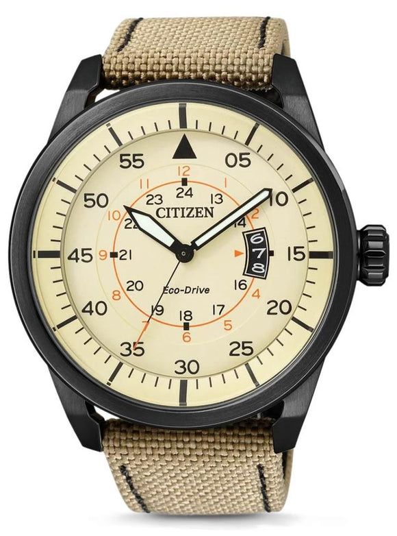 Citizen Aviator Eco-Drive - AW1365-19P