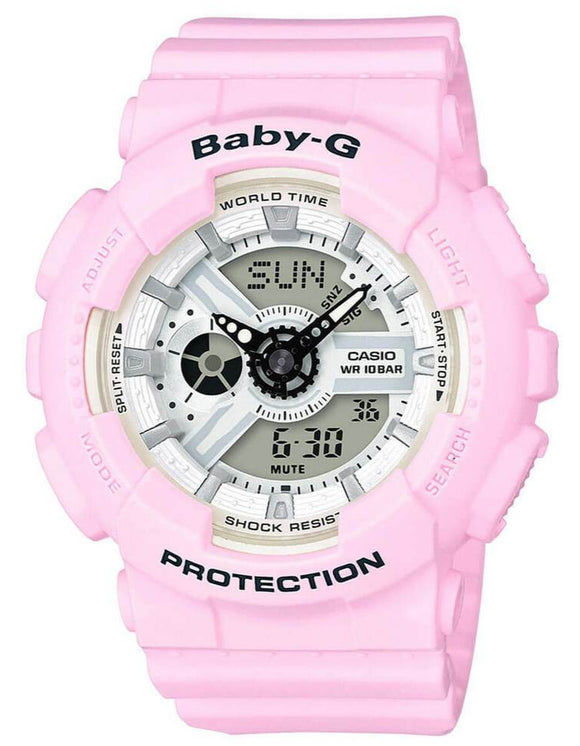 Casio BABY-G SHOCK Watch - BA110BE-4A