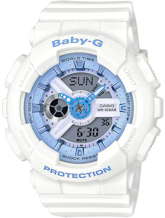 Casio BABY-G SHOCK Watch - BA110BE-7A