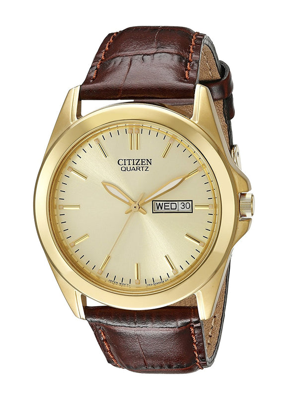 Citizen Quartz Day & Date - BF0582-01P