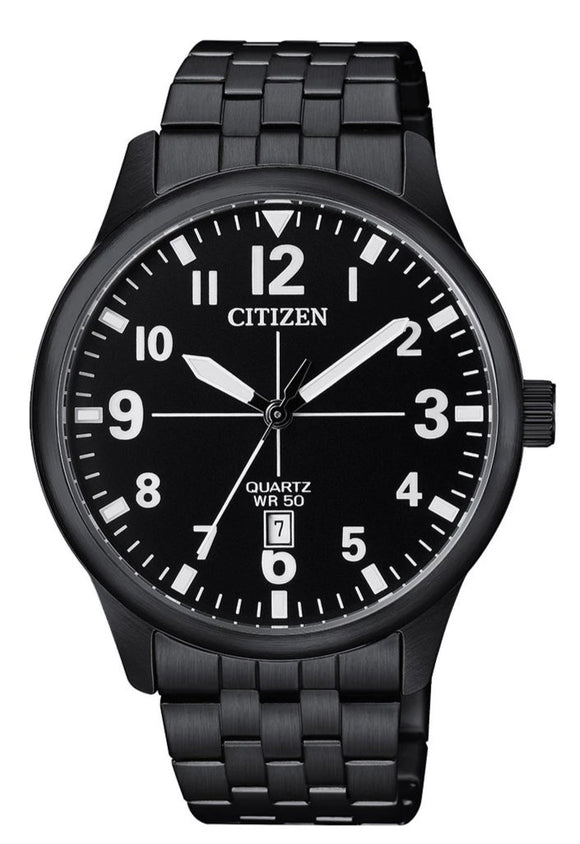 Citizen Quartz Day & Date - BI1055-52E