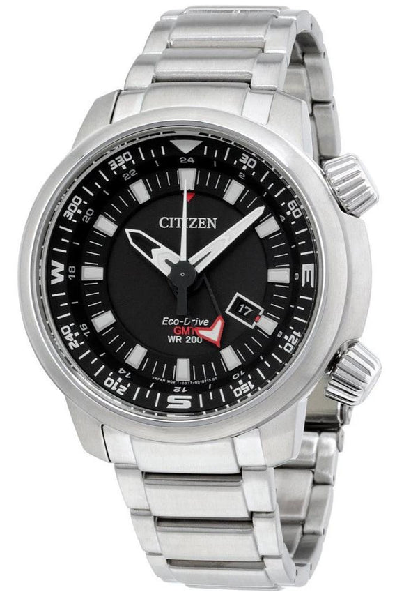 Citizen Promaster GMT Eco-Drive - BJ7080-53E