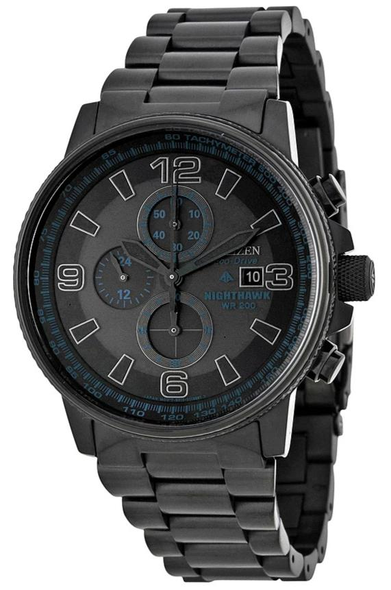 Citizen Nighthawk Eco-Drive - CA0295-58E