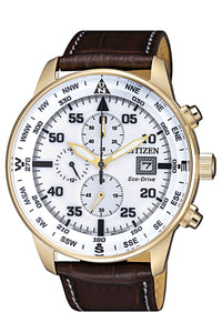 Citizen Chronograph Eco-Drive - CA0693-12A