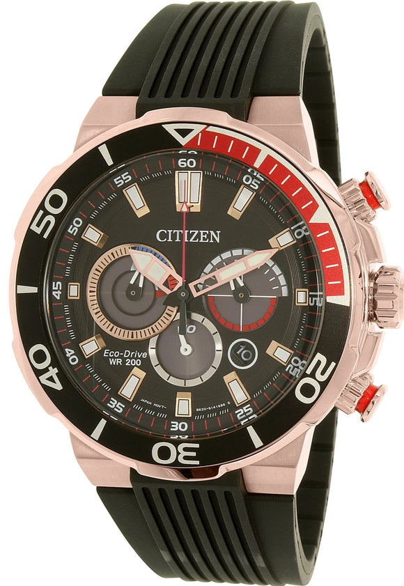 Citizen Chronograph Eco-Drive - CA4252-08E