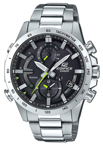 Casio EDIFICE Smartphone Link Solar Power Watch - EQB900D-1A