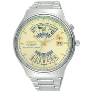 Orient Multi-Year Automatic Watch - FEU00002CW
