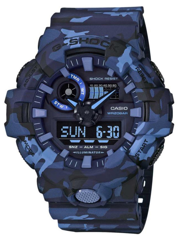 Casio G-SHOCK Watch - GA700CM-2A