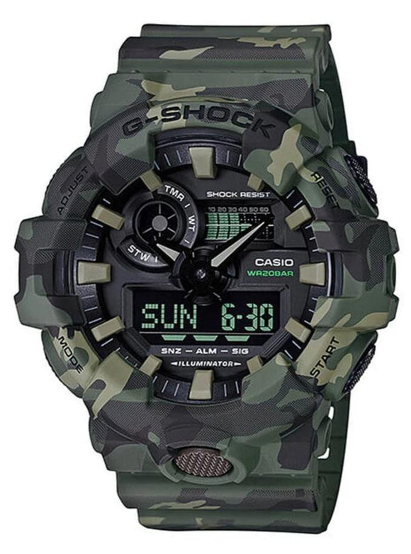 Casio G-SHOCK Watch - GA700CM-3A