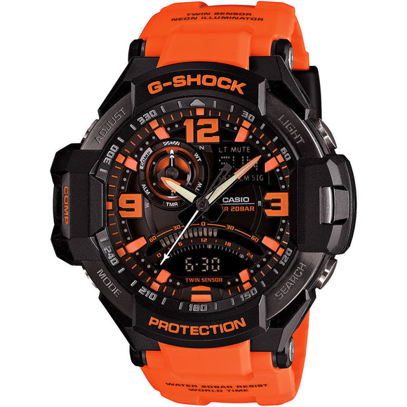 Casio G-SHOCK GravityMaster Watch - GA1000-4A