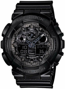 Casio G-SHOCK XL Standard Watch - GA100CF-1A