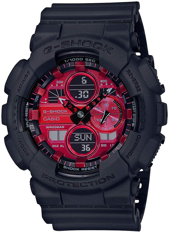 Casio G-SHOCK Watch - GA140AR-1A
