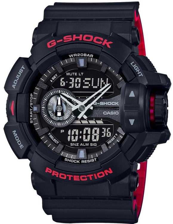 Casio G-SHOCK Watch - GA400HR-1A
