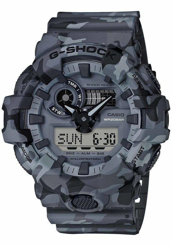 Casio G-SHOCK Watch - GA700CM-8A