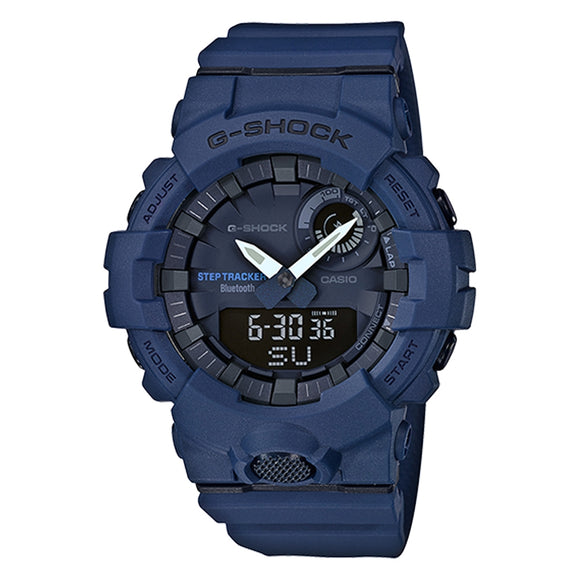 Casio G-SHOCK G-Squad Bluetooth Step Tracker Watch - GBA800-2A