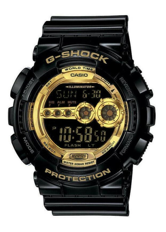 Casio G-SHOCK Mudman Watch - GD100GB-1