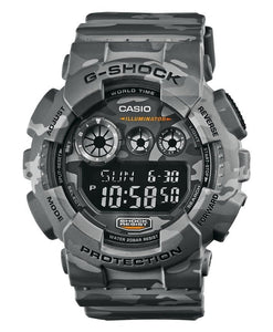 Casio G-SHOCK XL Watch - GD120CM-8