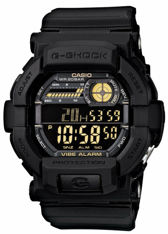 Casio G-SHOCK Standard Digital Watch - GD350-1B