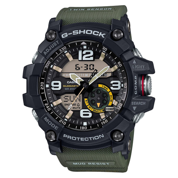 Casio G-SHOCK Mudmaster Watch - GG1000-1A3