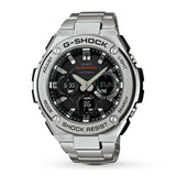 Casio G-SHOCK G-Steel Solar Power Watch - GSTS110D-1A
