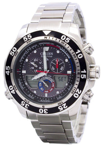Citizen Promaster Chronograph World Time - JR4045-57E