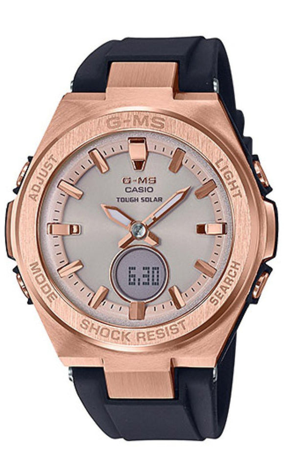 Casio BABY-G G-MS Tough Solar Watch - MSGS200G-1A