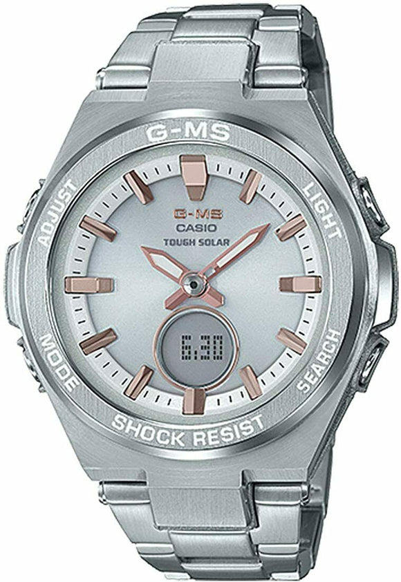 Casio BABY-G G-MS Tough Solar Watch - MSGS200D-7A