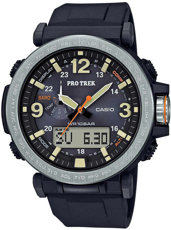 Casio PROTREK Safari Triple Sensor Ver.3 Watch - PRG600-1