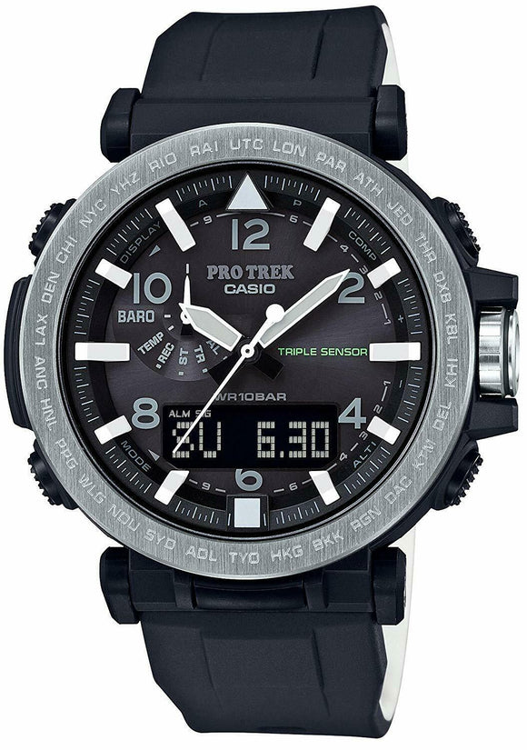 Casio PROTREK Night Safari Triple Sensor Ver.3 Watch - PRG650-1