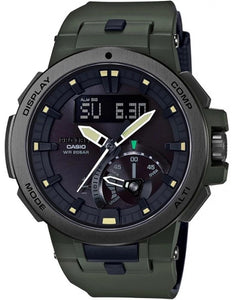 Casio PROTREK Triple Sensor Ver.3 Multi-Band 6 Watch - PRW7000-3