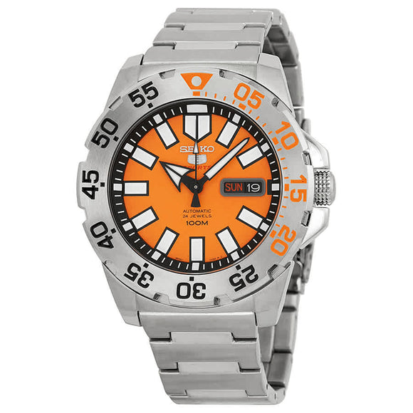 Seiko 5 Sports Automatic 24 Jewels - SRP483K1