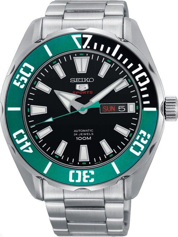 Seiko 5 Sports Automatic 24 Jewels - SRPC53K1