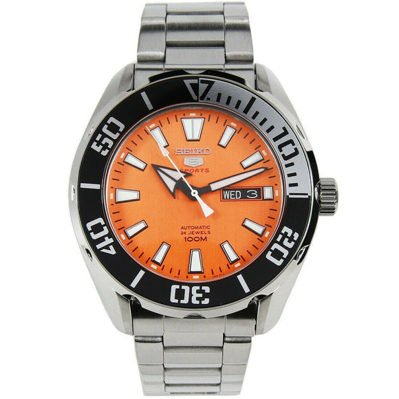Seiko 5 Sports Automatic 24 Jewels - SRPC55K1