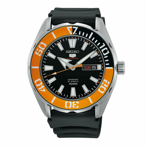 Seiko 5 Sports Automatic 24 Jewels - SRPC59K1