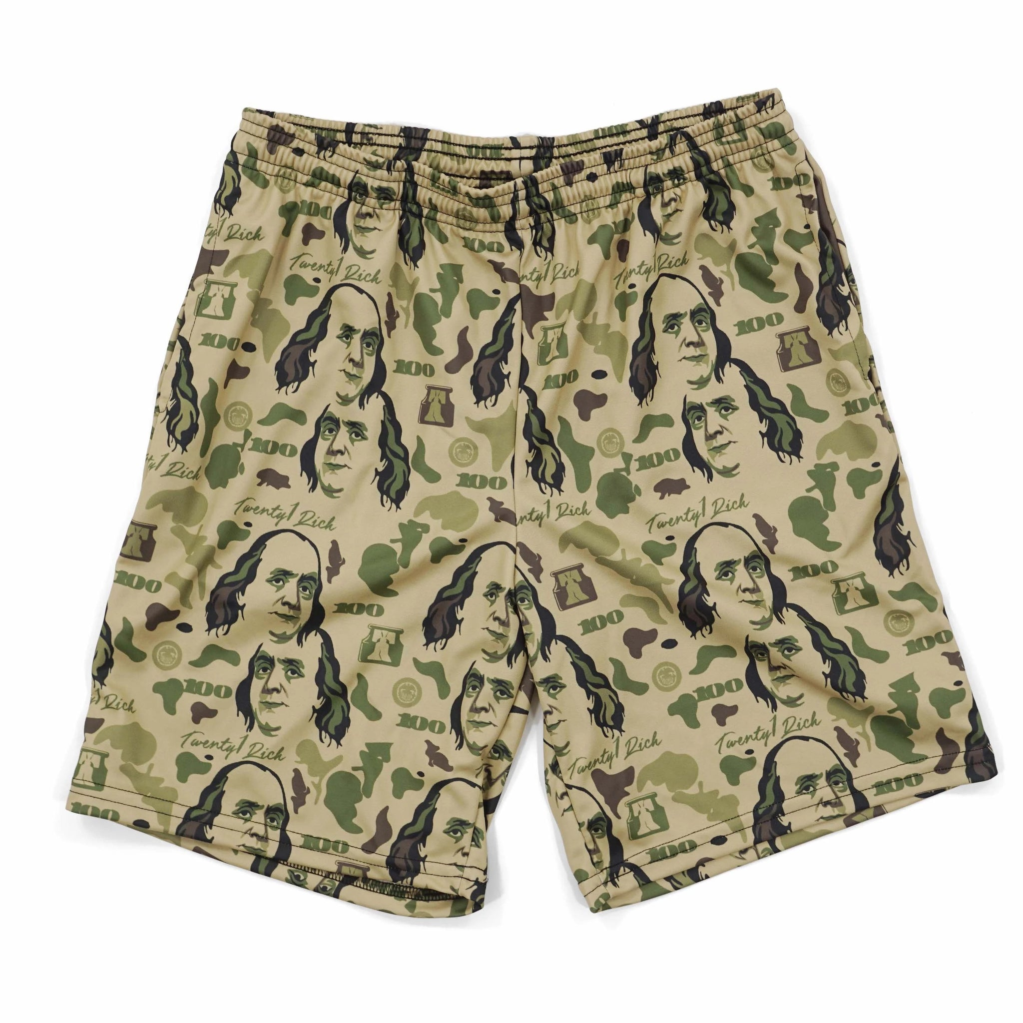 Desert Camo Men's Shorts